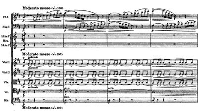 [チャイコフスキー 交響曲第6番『悲愴』 第1楽章]