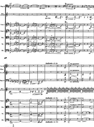 [チャイコフスキー 交響曲第6番『悲愴』 第4楽章]