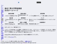 [東京工業大学管弦楽団 2000-11-09]