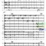 バルトーク / 管弦楽のための協奏曲 スコア 第2楽章 再現部-1