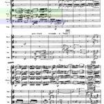 バルトーク / 管弦楽のための協奏曲 スコア 第2楽章 再現部-3