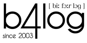 b4log ロゴ