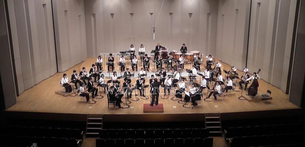Hynemos Wind Orchestra 第6回定期演奏会